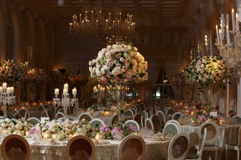 Свадебный банкет: перенимаем европейские традиции